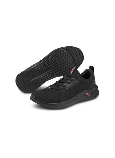 Puma Kadın Ayakkabı Chroma 19377509 Siyah